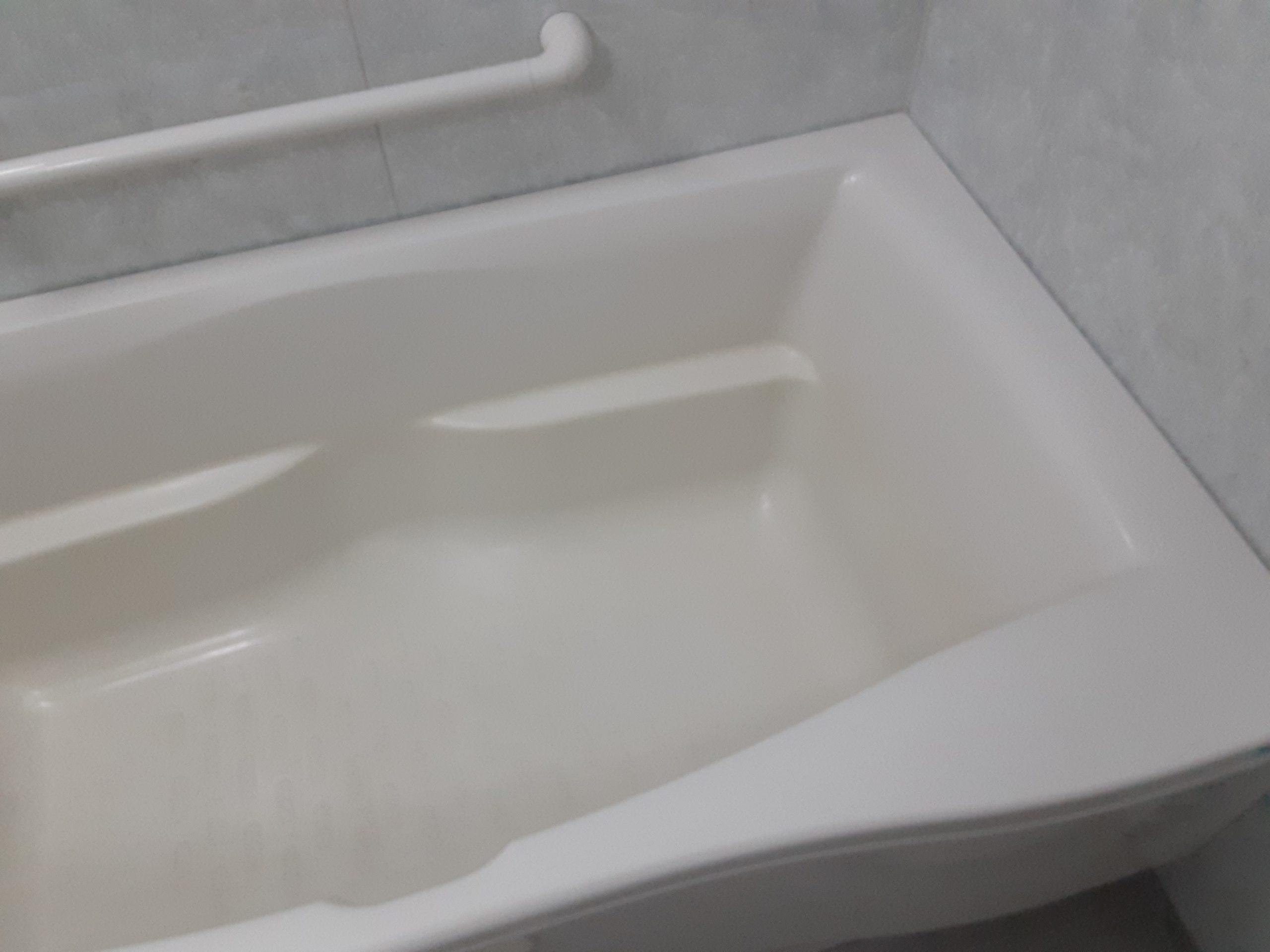 お風呂(浴室)クリーニング施工写真
