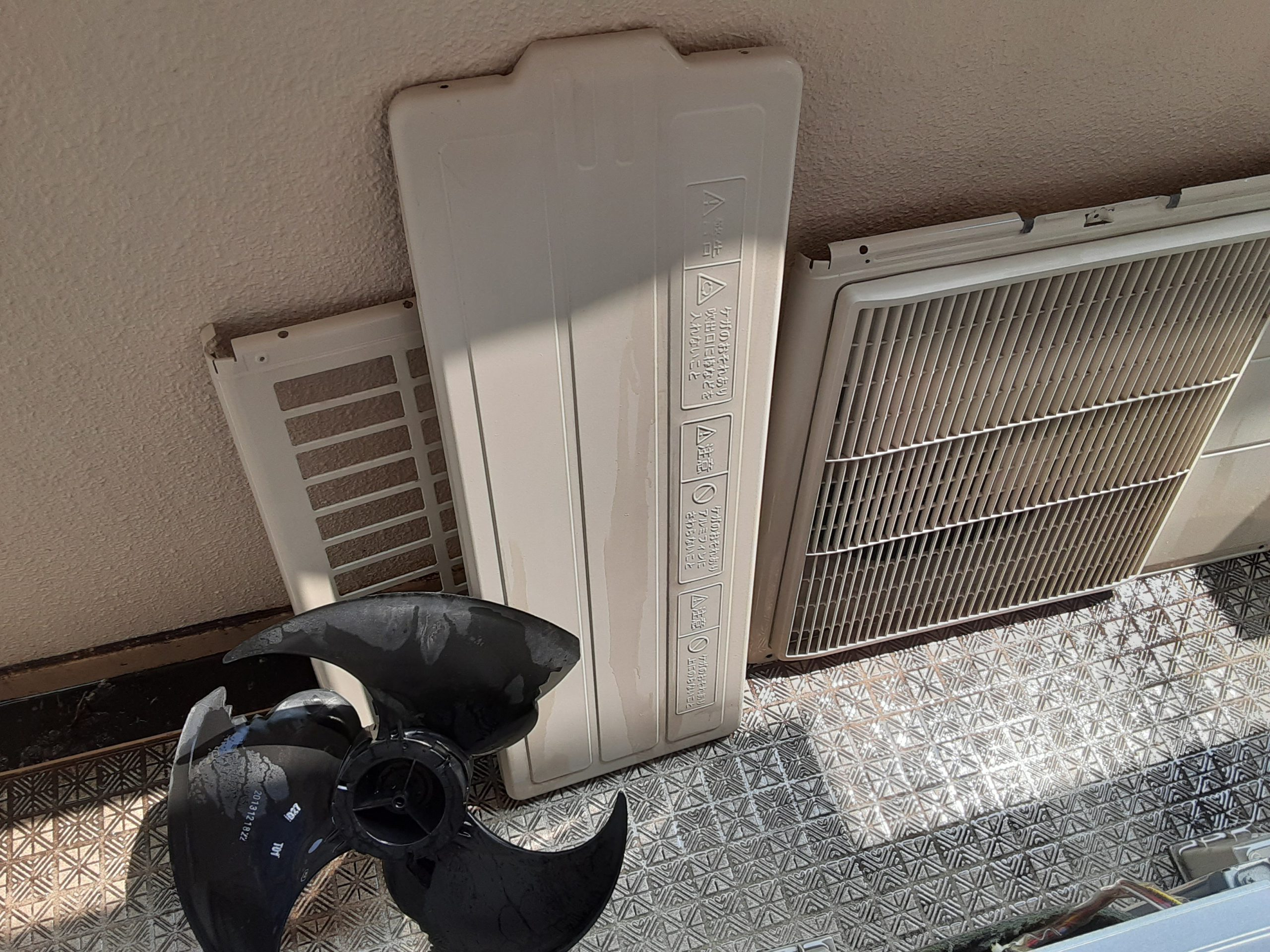 いい部屋おそうじPROのお掃除機能付きエアコンクリーニング