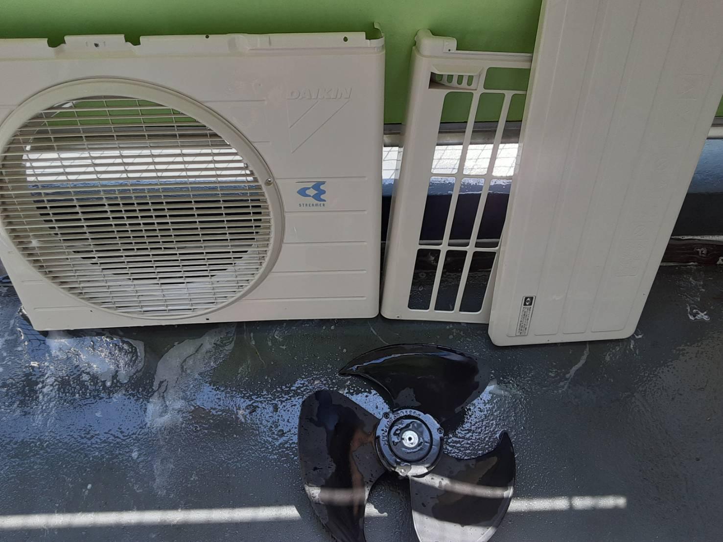 W洗浄工法(2度洗い)