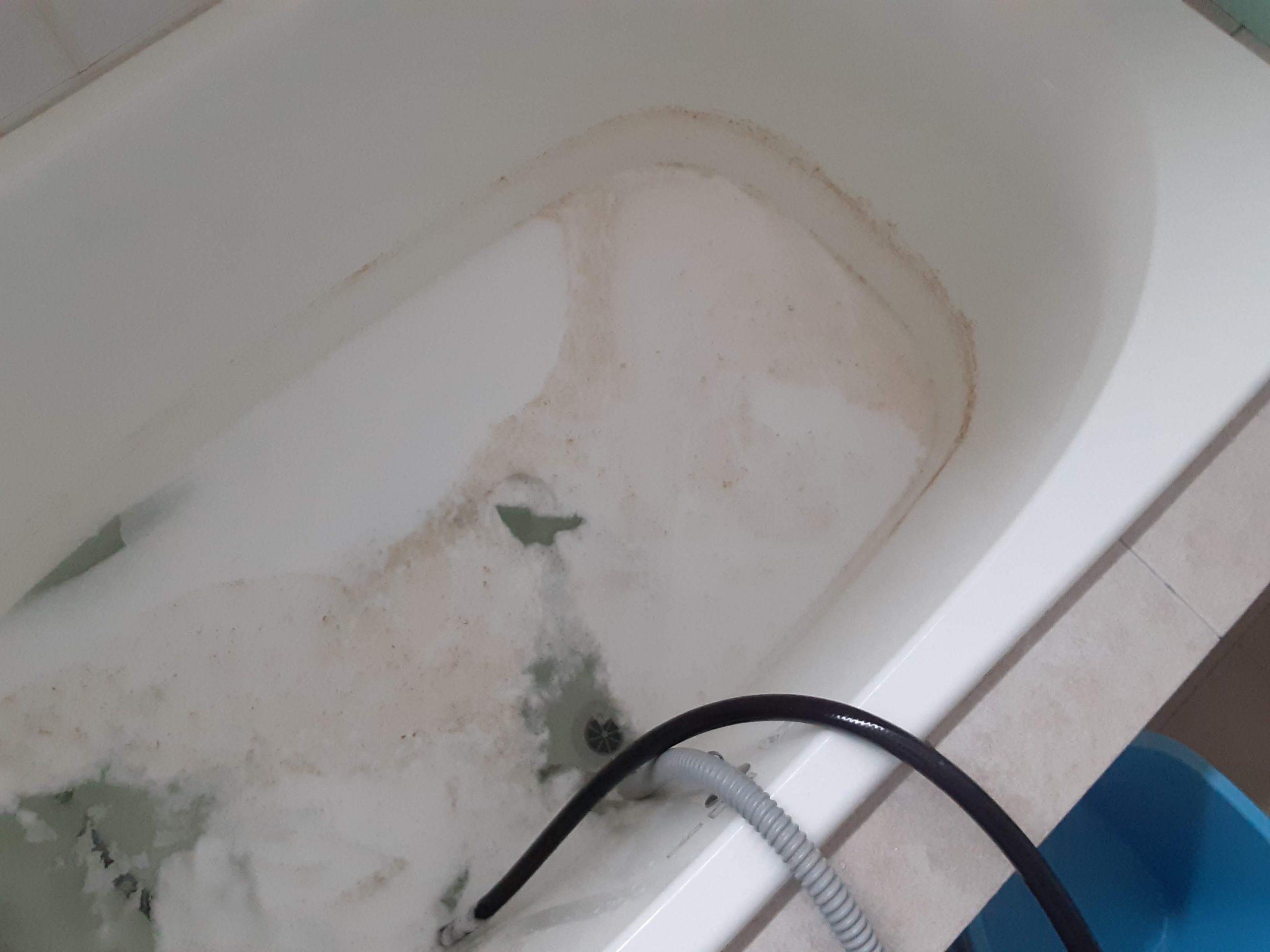 いい部屋おそうじPROの追い焚き配管クリーニング(風呂釜洗浄)