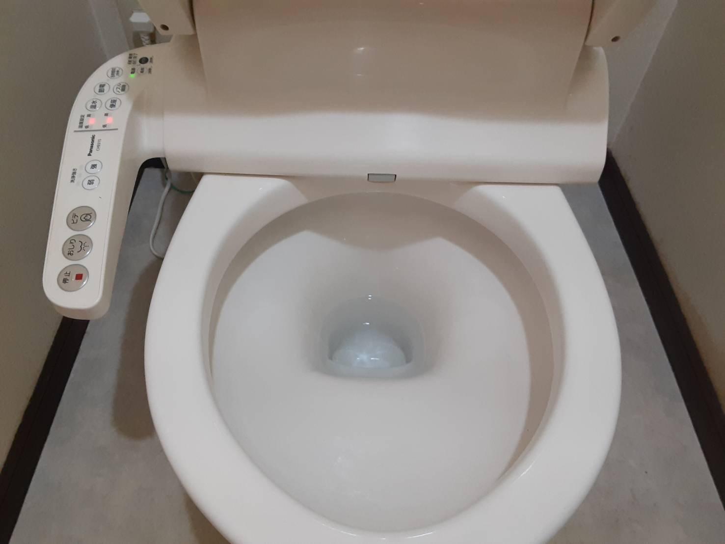 いい部屋おそうじPROのトイレお掃除
